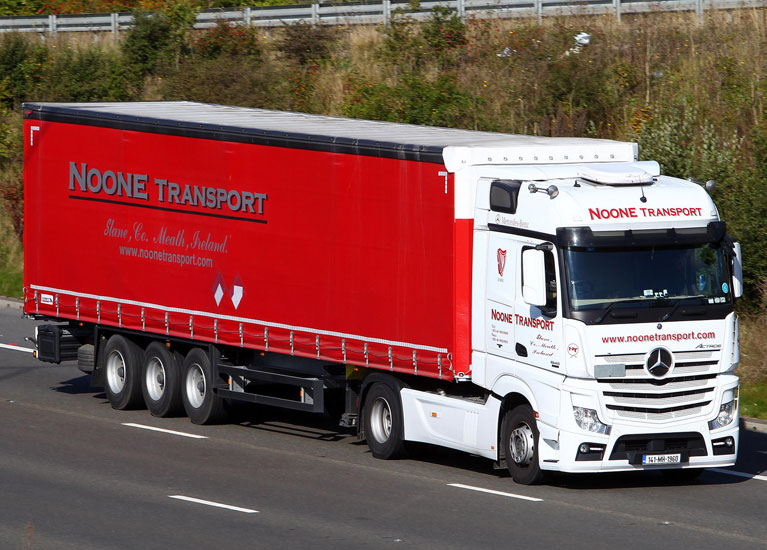 Noone Transport Haulage Companies Ireland Uk Amp Europe